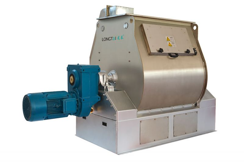 SJHG series of single spindle high efficient mixing machine