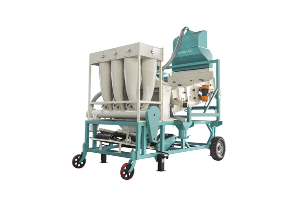 TQLZa Series movable circle shaking sieve